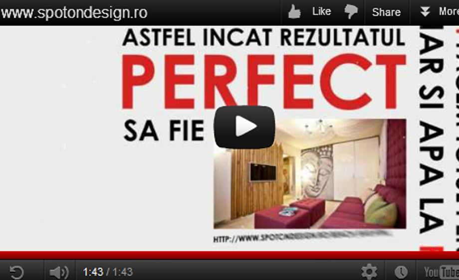 video design interior