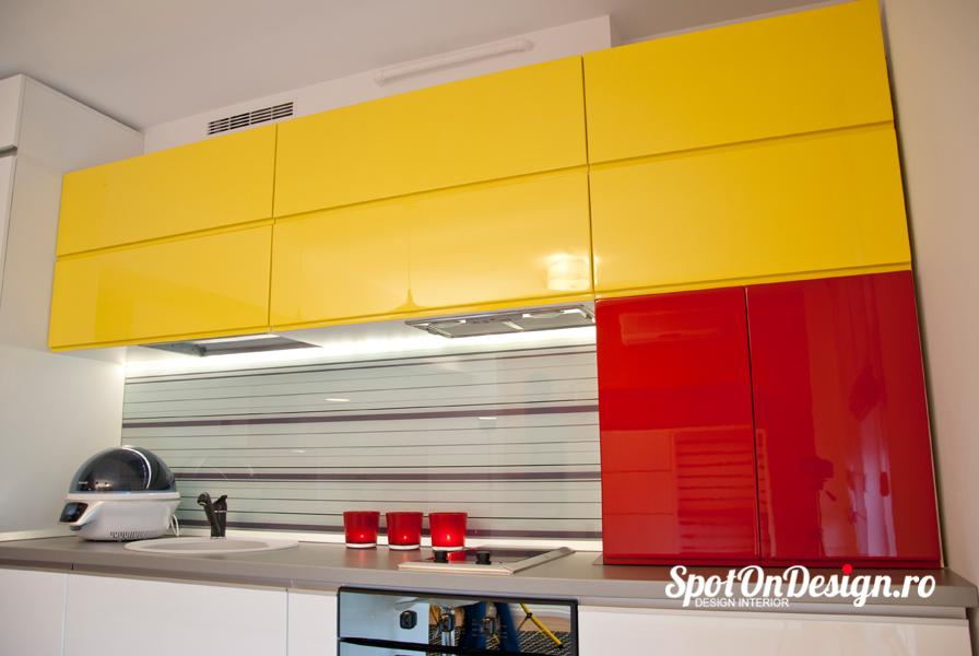 design interior apartament in pipera