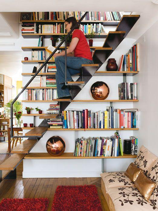 amenajarea spatiului de sub scari
