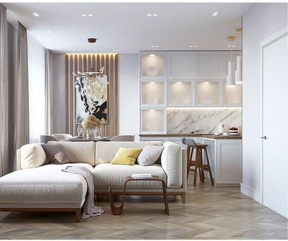 amenajari interioare case in stil clasic