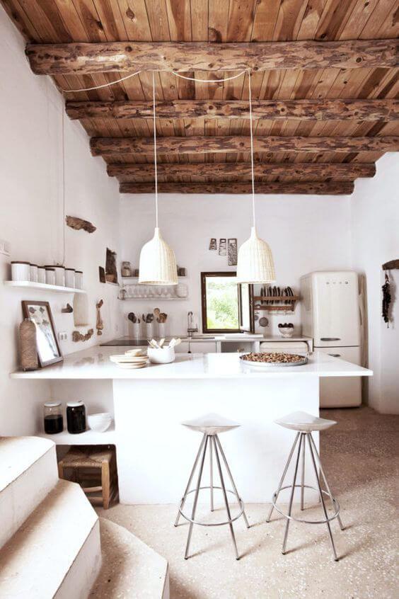 amenajari interioare case in stil rustic