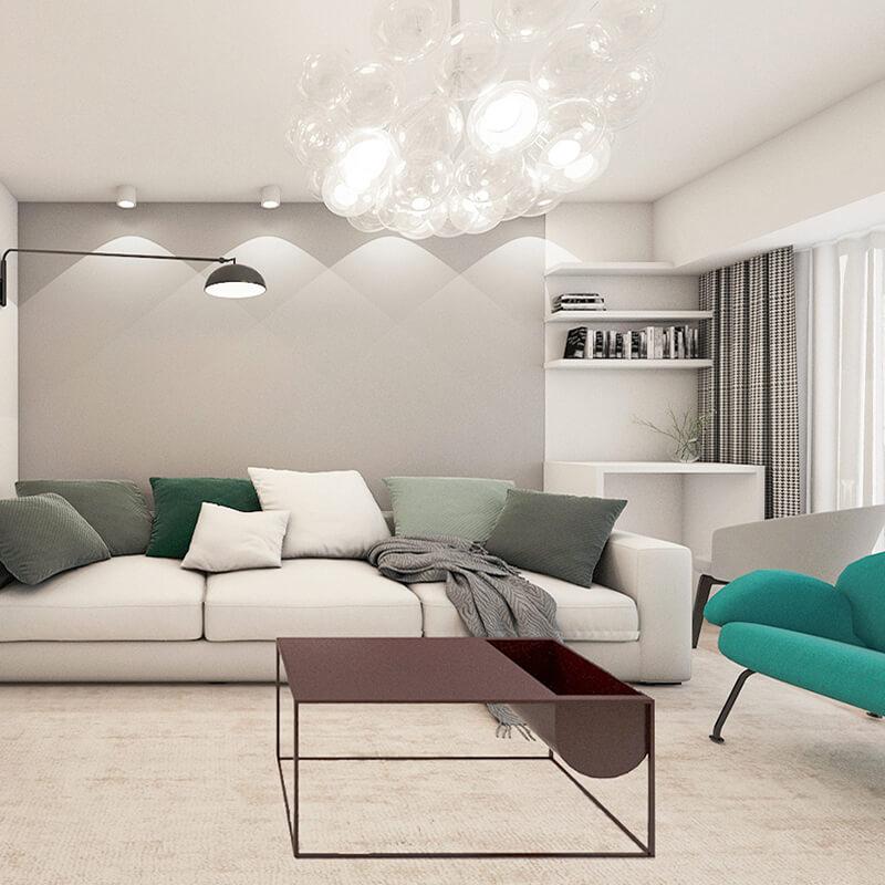 amenajari interioare case simple - minimaliste